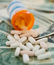 Medications and Cash