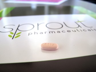 Sprout Pharmaceuticals has resubmitted fibanserin for FDA approval.