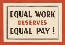 Equal Work-Pay