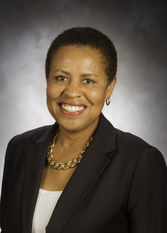 Dr. Jewel Mullen, commissioner of the Department of Public Health.