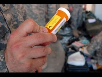 Army needs to improve monitoring of antipsychotic drugs, GAO says.