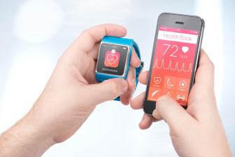 Health app use has doubled in the last two years.