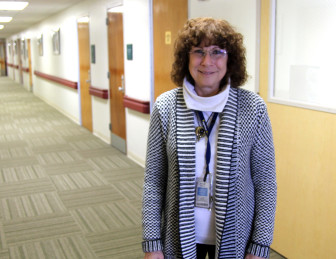 Psychologist Lisa Berzins uses mindfulness to counsel clients.