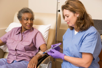 Blacks and Hispanics were less likely to receive preventive care services, a CMS report found.