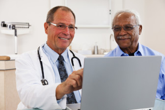 African-Americans are 1.7 times more likely to be diagnosed with diabetes than are whites.