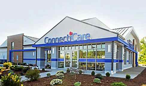 ConnectiCare has opened a health insurance store in Manchester.