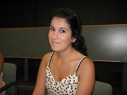 Angie of Naugatuck High School.